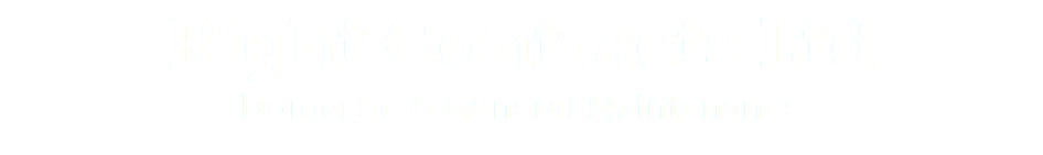 Right Contracts Domestic & General Maintenance